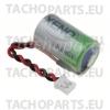 XENO, 1/2 AA 3.6V XL-050F Bateria do tachografu cyfrowego XENOENERGY