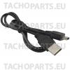 KABEL mini USB UNIWERSALNY > Czytnik kart kierowcy, Aparat, Navi, Ładowanie