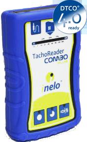 TachoReader Combo
